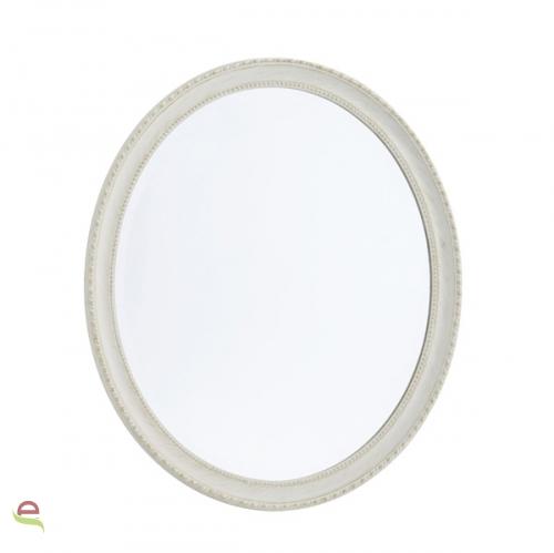 wandspiegel badspiegel oval mit verzierung 37x47 cm elcodec decorate your life. Black Bedroom Furniture Sets. Home Design Ideas